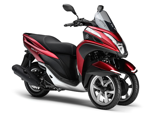 TRICITY125 TESTRIDE